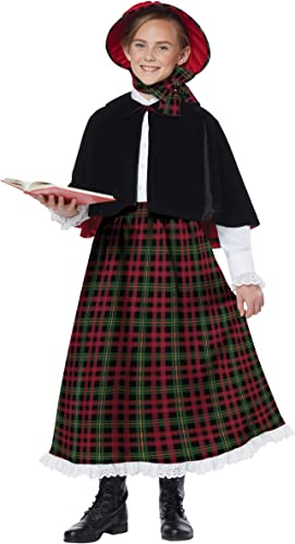 descuento online Girls Girls Girls Holiday Caroler Fancy Dress Costume Medium  tomar hasta un 70% de descuento