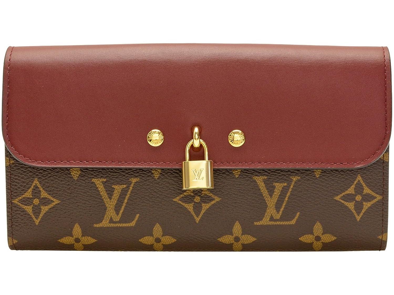 (ルイヴィトン) LOUIS VUITTON 長財布 二つ折り ポルトフォイユ?ヴィーナス レザン モノグラム m61852 [並行輸入品]