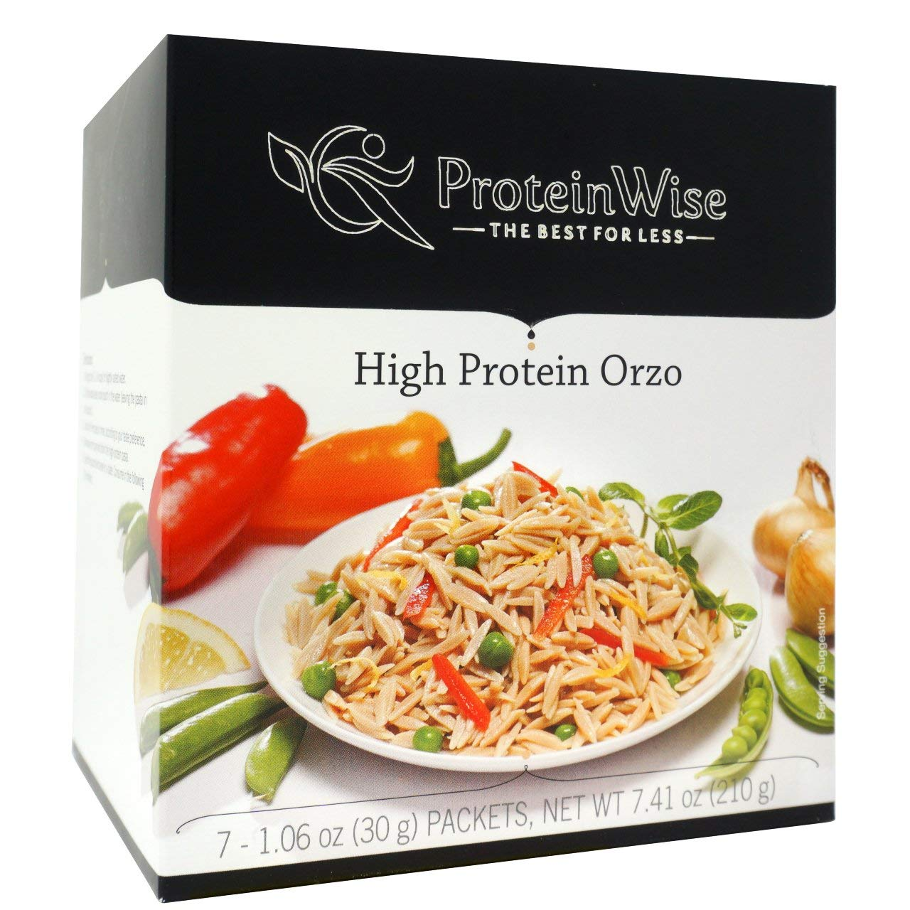 ProteinWise Finally popular brand - High Protein Low Box Carb 7 Pasta Portland Mall Orzo