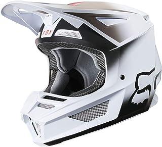 Fox Racing 2020 V2 Helmet - Vlar (Large) (White)