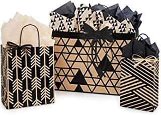 Best arrow paper gift bags Reviews
