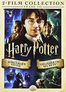 Harry Potter: Sorcerer's Stone, The/Chamber of Secrets, The (2-Pack) (DVD)