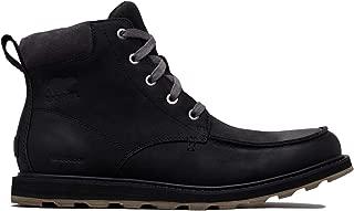 Men's Madson Moc Toe Waterproof Boot, All-Weather Footwear for Everyday Wear