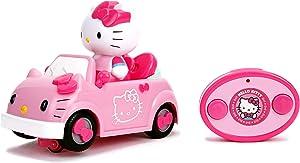 Jada Toys - Hello Kitty Radio Control Vehicle , Pink