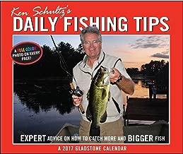 Ken Schultz's Daily Fishing Tips 2017 Desk Calendar
