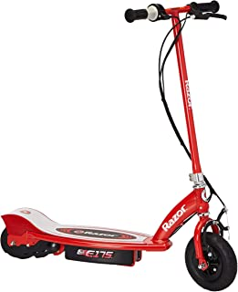 Razor E175 Kids Ride On 24V Motorized Battery Powered Electric Scooter Toy, Speeds up to 10 MPH with Brakes and Pneumatic Tires
