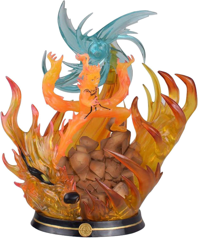 YUNN Anime Naruto Shippuden Gk Kyuubi Figure 35Cm PVC Special price Sales Spi Action