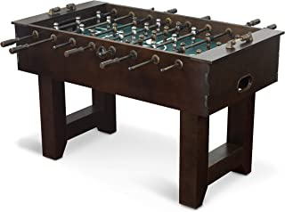 EastPoint Sports Hunter Foosball Table Game - 57 inches - Features Steel Player Rods, Bead Style Scoring and Includes 2 Foosball Balls