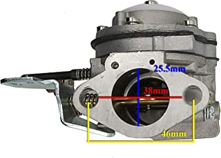 Aitook Replacement Carburetor for Harley Davidson 2 Cycle Golf Cart 27158-67A HL-2231