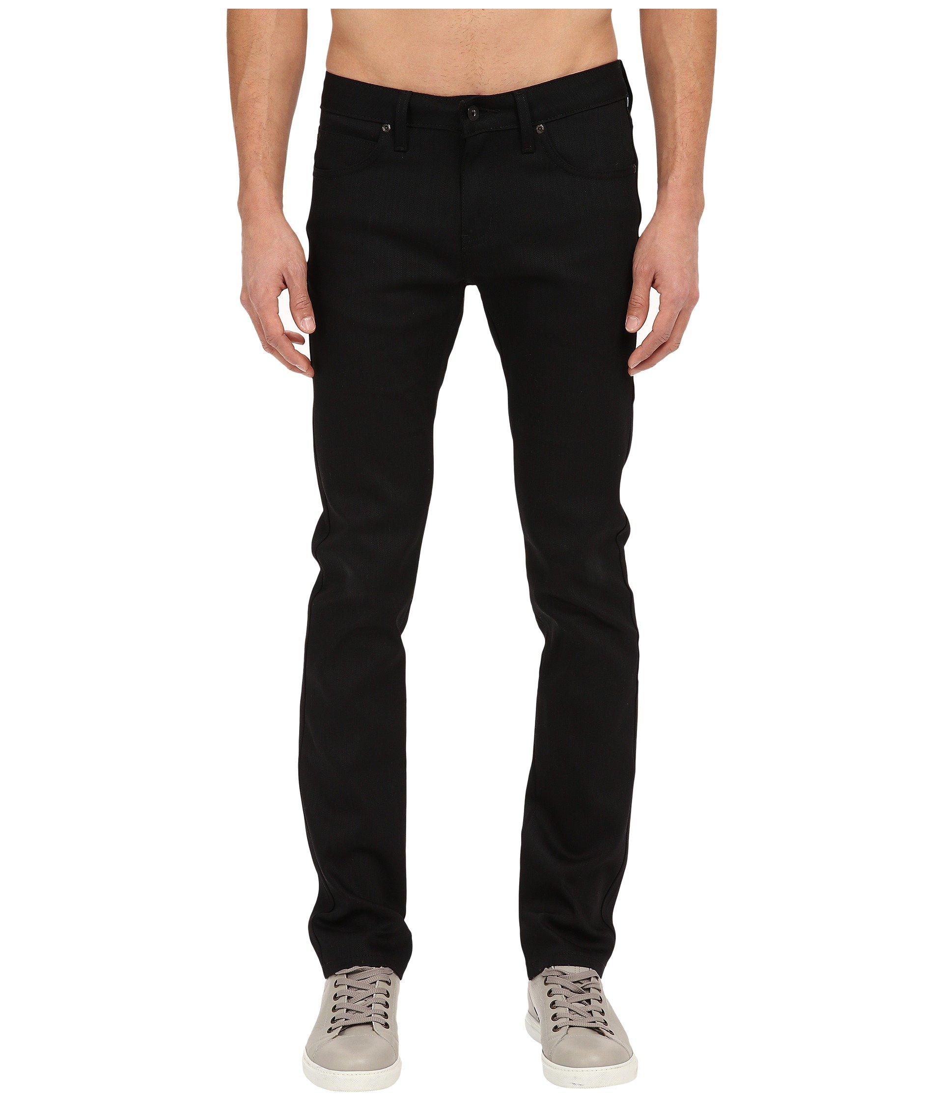 Naked Jeans stretch Power Denim Black Guy Super amp; Famous BzPq6Br