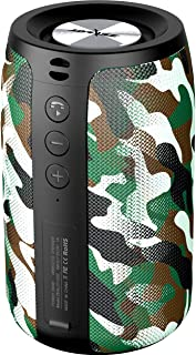 comprar comparacion Altavoz Bluetooth Portátil,Altavoces Bluetooth Portatiles ZEALOT S32 Mini Waterproof, Impermeable,24 Horas Reproducción, T...