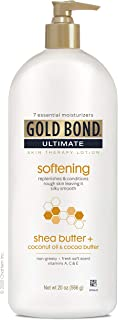 Sponsored Ad - Gold Bond Ultimate ening Skin Therapy Lotion With Shea Butter, Gold Soft 20 Ounce