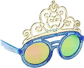 Costume Sunglasses Kids Cinderella Princess Sun-Staches Party Favors UV400