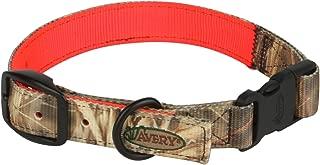 Avery Outdoors Inc 01869 Reversible Collar Camo to Blaze Orange, Small