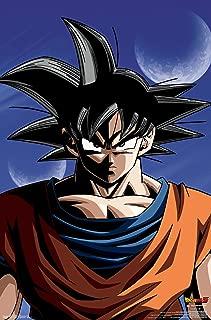 Trends International Dragon Ball Z - Goku Wall Poster, 22.375