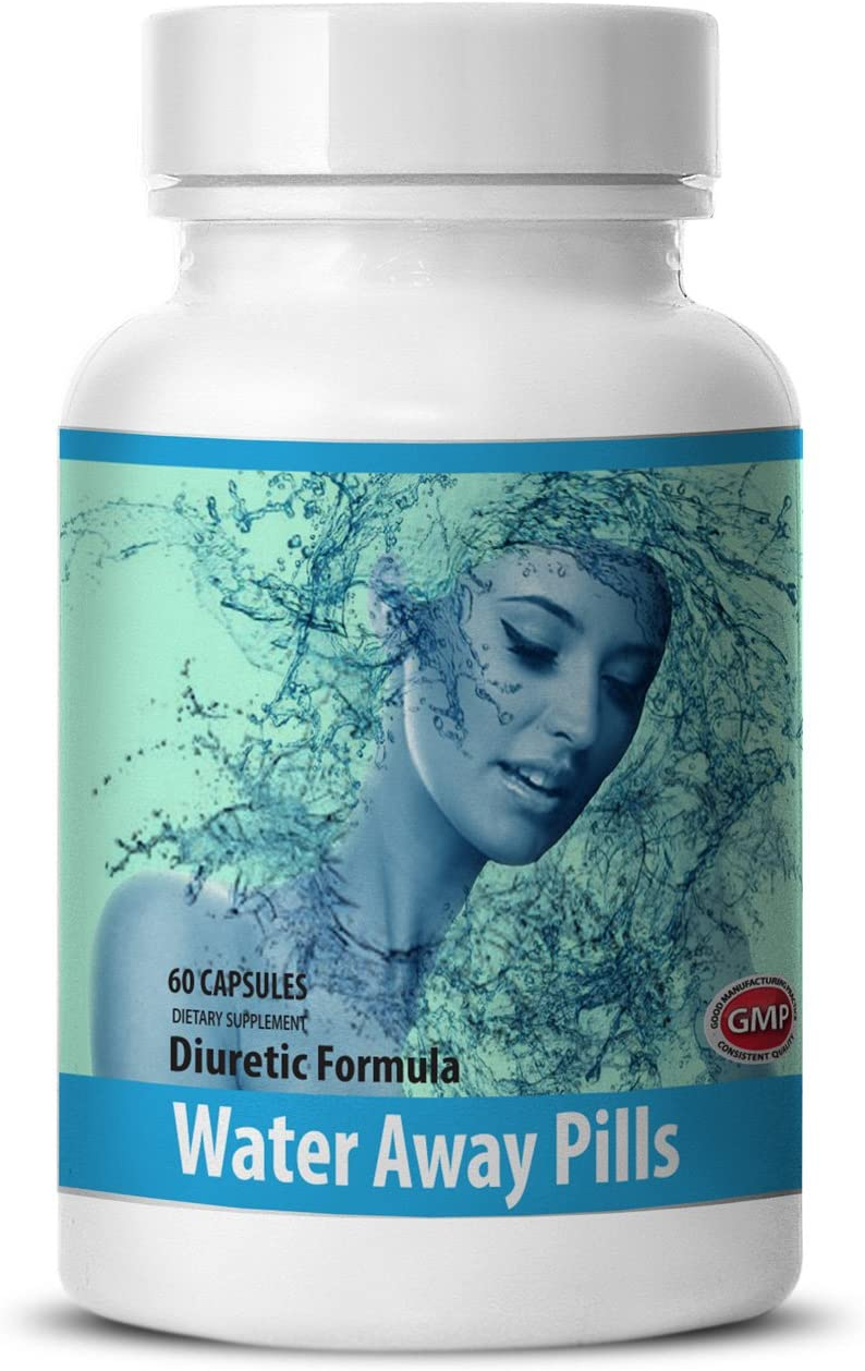 Kidney Supplement for Women - Water Away Diuretic Pills Max New mail order 43% OFF Formula