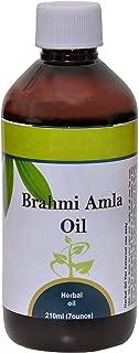 Brahmi Amla Hair Oil 210 ml (7.11 oz)