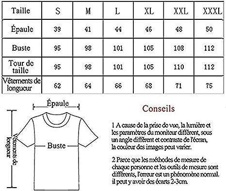 Camiseta Best Friend T-Shirt 2 Piezas Impresión Sister 01 02 Camisa Hermana Manga Corta para Mujer