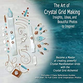The Art of Crystal Grid Making: Insights, Ideas and Beautiful Photos to Inspire!