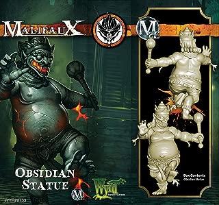 Wyrd Miniatures WYR20733 Malifaux 2Nd Edition: Obsidian Statue, One Size