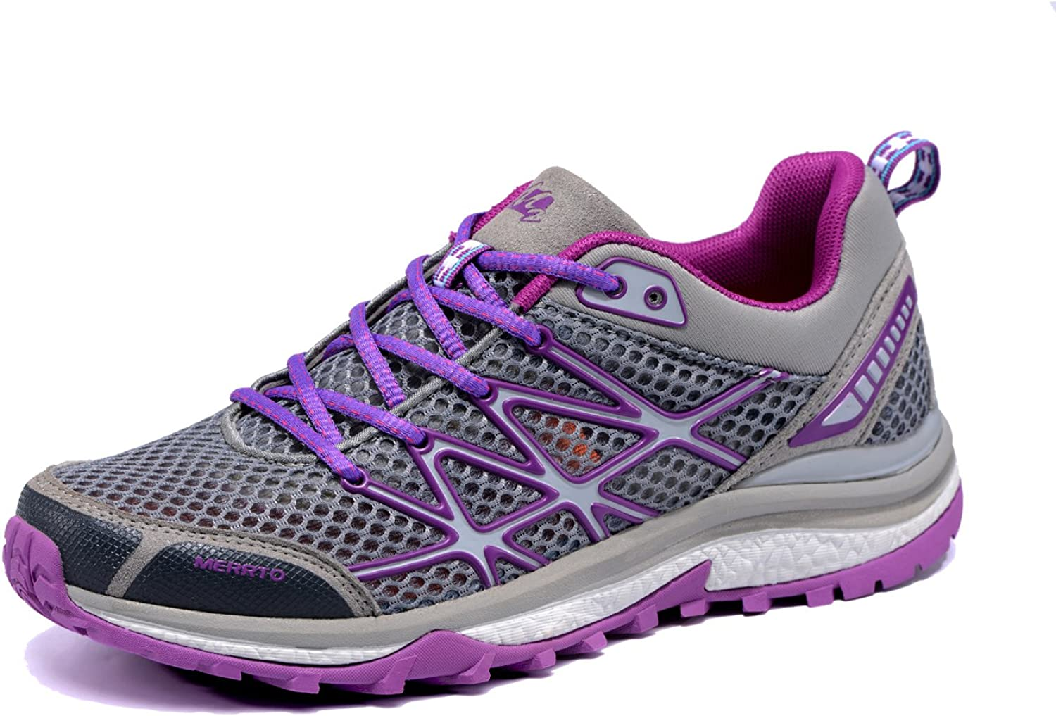 Qianling Collection Women's Outdoor Runners Textile Trail Running shoes