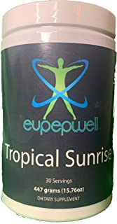 Pre-Workout Tropical Sunrise Energy, Focus and Endurance Supplement