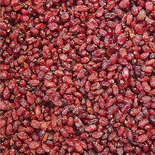 1kg Berberitzen getrocknet - hochwertige Trockenfrüchte aus Wildsammlung, ungeschwefelt und ohne Zucker