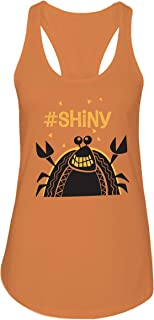 Disney Moana Shiny Tamatoa Comfy Princess Disneyland World Tee Funny Graphic Womens Tank Top T-Shirt