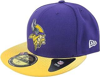 Large 47 NFL Minnesota Vikings Sachem Franchise Fitted Hat Charcoal