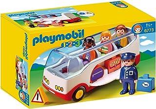 PLAYMOBIL 1.2.3 Autobús, a Partir de 1.5 Años (6773