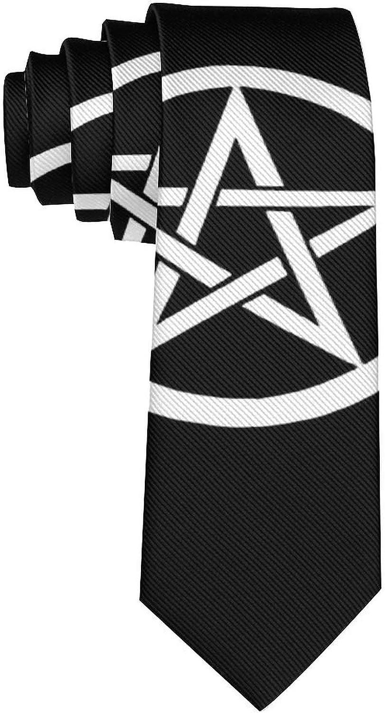 Formal Neckties for Men Boys Party Office Uniform Funny Durable Ties Necktie