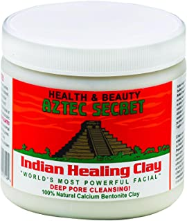 Aztec Secret Face Healing Clay 1 Pound (Pack of 5)