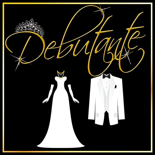 Debutante Ball Card Various Designs To Choose From..