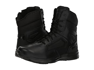 Bates Footwear Raide Hot Weather Side Zip Tactical (Black) Men
