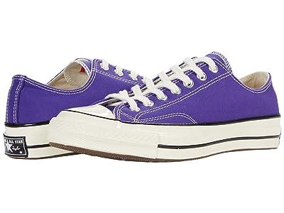 Converse Chuck 70 OX (Candy Grape/Black/Egret) Athletic Shoes