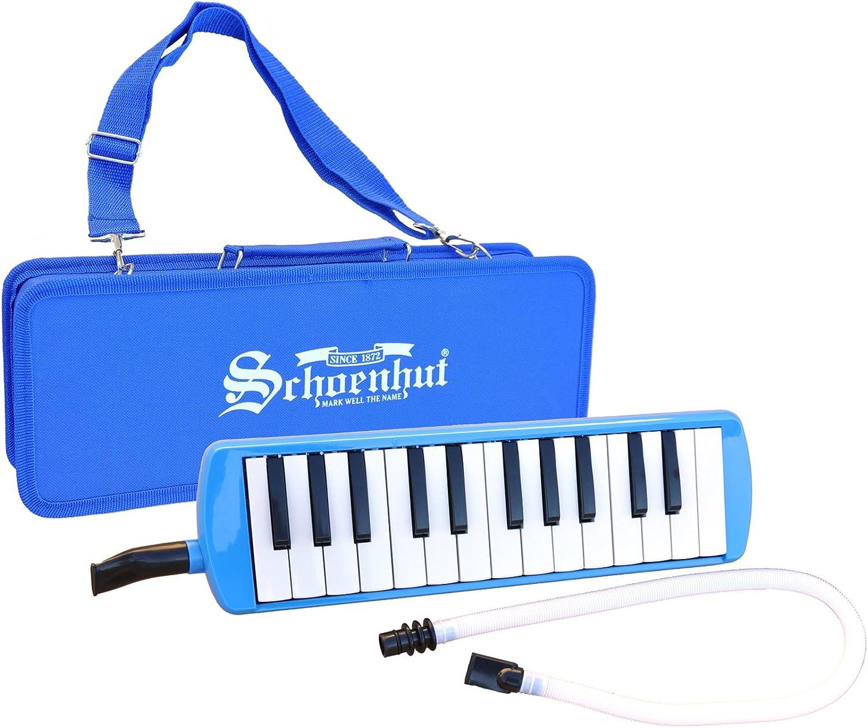 Schoenhut bluee PuffnPlay 25 Key Melodica