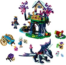 LEGO Elves Rosalyn's Healing Hideout 41187 Building Kit (460 Piece)