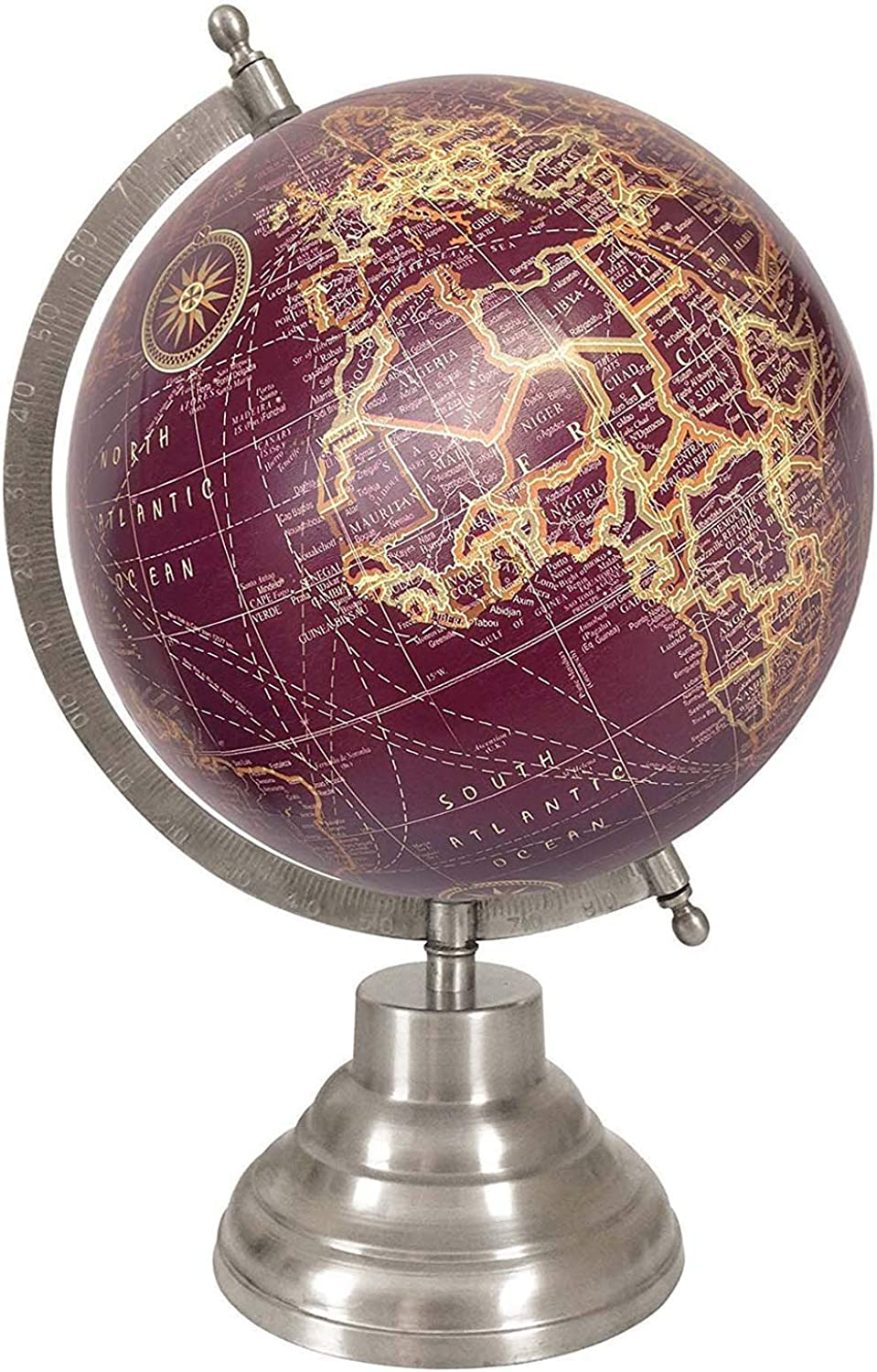 redating Decorative Globe Ocean World Geography Earth Office Table Decor  Perfect for Home, Office & Classroom by Globes Hub