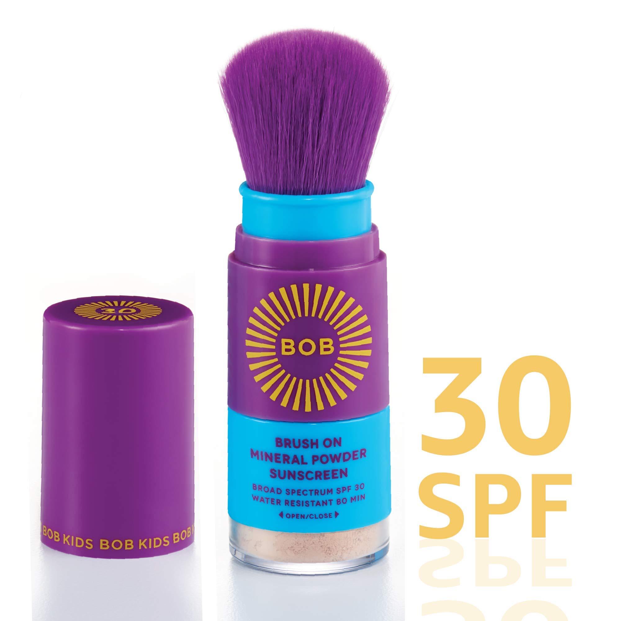 Brush Spectrum Mineral Powder Sunscreen