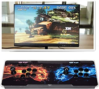 OMG_Shop Pandora's Box 5s+ Console Arcade Game Classic HD 1299 Games Plug & Play