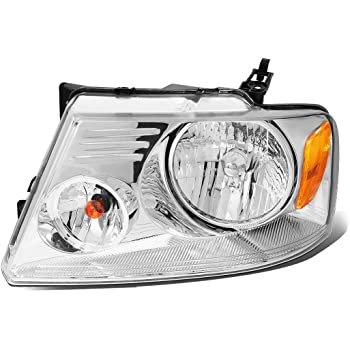 DNA Motoring OEM-HL-0002-L Factory Style Driver//Left Side Headlight Lamp Assembly Replacement