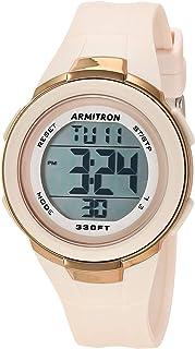 Women's Digital Resin Strap Watch, 45/7126