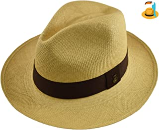 02219c94f Top 10 Handmade Mens Panama Hats of 2019 - Reviews Coach