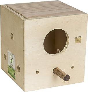 PetNest Finch nest Box,Bengalese,Zebra,Star,Foreign Bird breeding nest Box