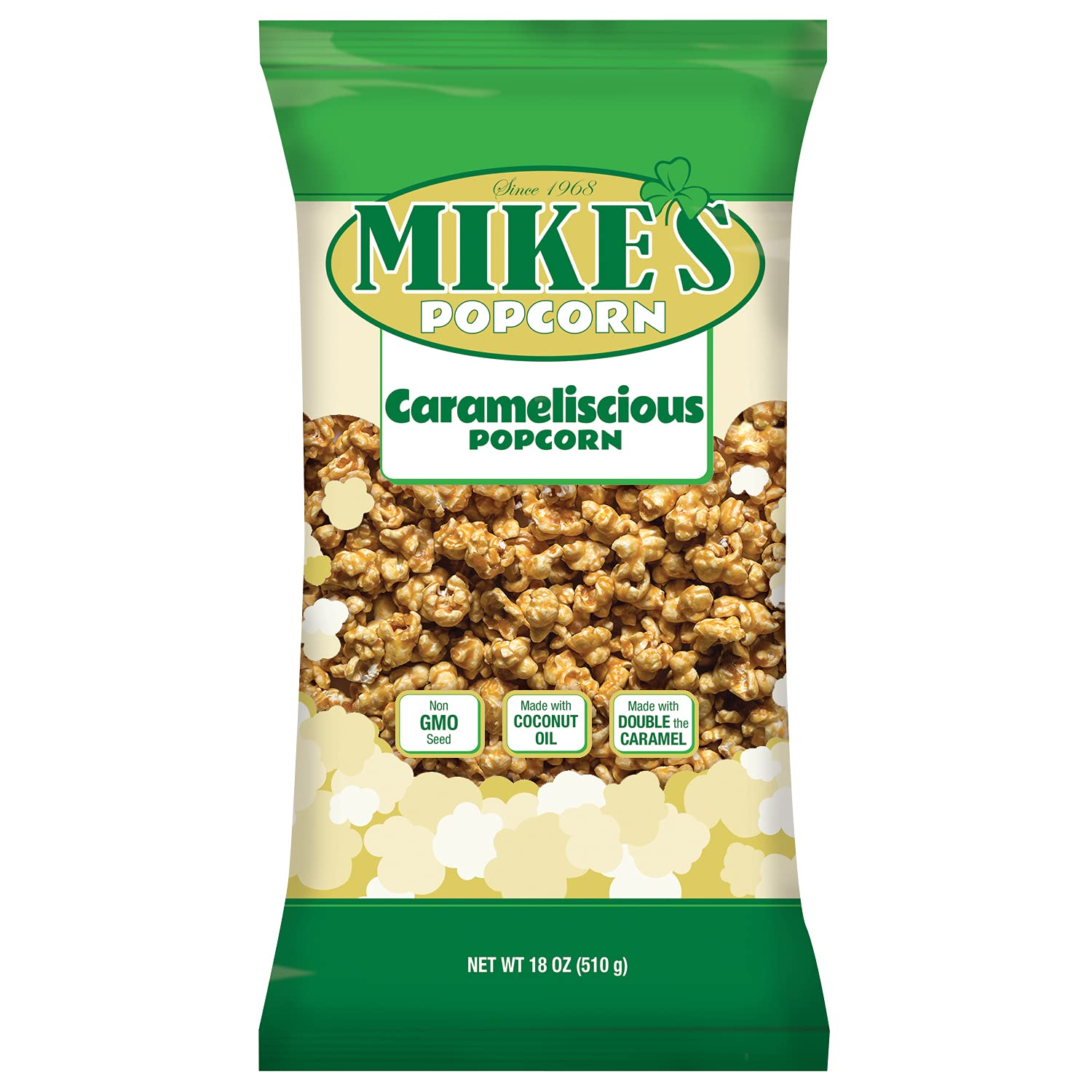 Mike's Popcorn Limited price High order 18-Ounce Carameliscious