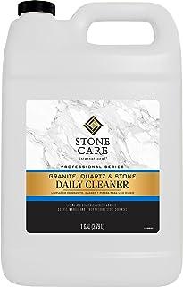 Stone Care International [1 Gallon] Granite Quartz Stone Daily Cleaner - Clean and De-Grease Natural Stones with Streak Free Finish - 1 Gallon