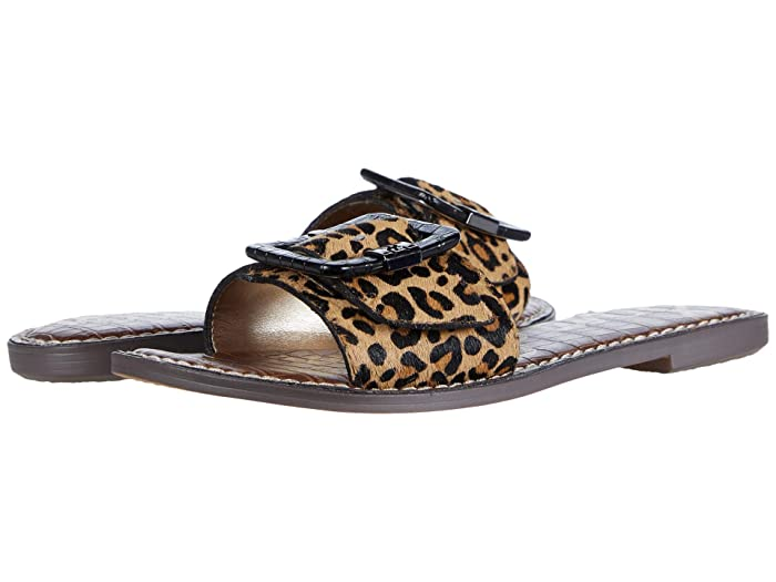 Sam Edelman  Granada (New Nude Baby Leopard Brahma Hair) Womens Shoes