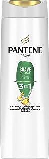 Pantene Pro-V - Shampoo delicato e liscio 3 in 1, balsamo e trattamento 300 ml