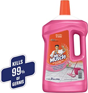 Mr Muscle Multi Purpose Cleaner, Floral Perfection, 2L
