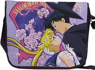 Cosplay Sailor moon Anime Manga Leder PU Geldbörse Geldbeutel Blau//Weiß Neu
